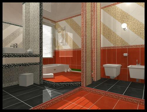 Скачать Дизайн Проект Ванной Комнаты