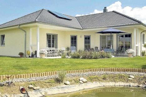 Одноэтажные дома с подвалом проекты