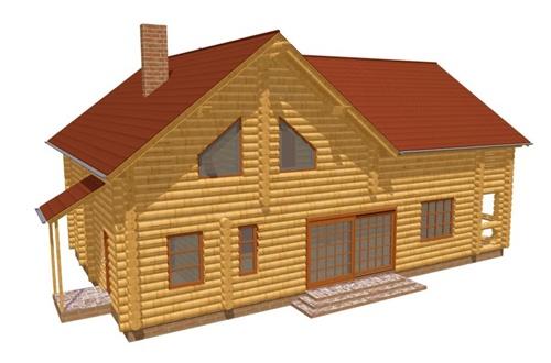 проектирование деревянных домов программа скачать бесплатно на русском - фото 4