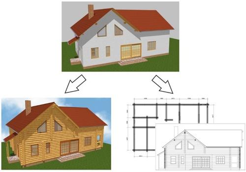 3d модель дома программа - фото 5