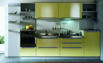 Цветовые решения в интерьере кухни 1