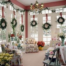 Лучшие идеи новогоднего декора интерьера (+фото)