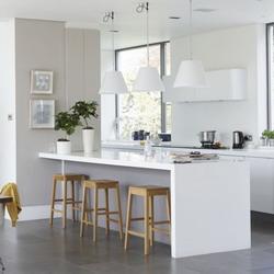 for Cocinas modernas blancas precios
