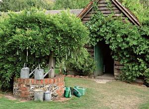 Сараи ящики для компоста летние