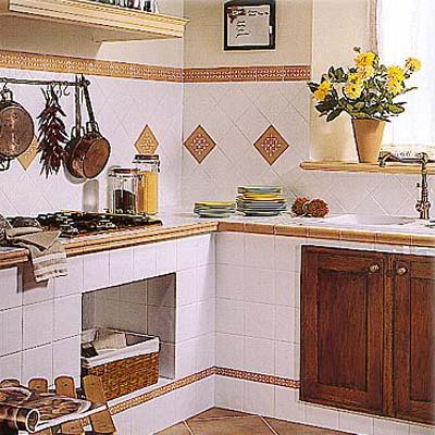 плитка в кухне фото дизайн